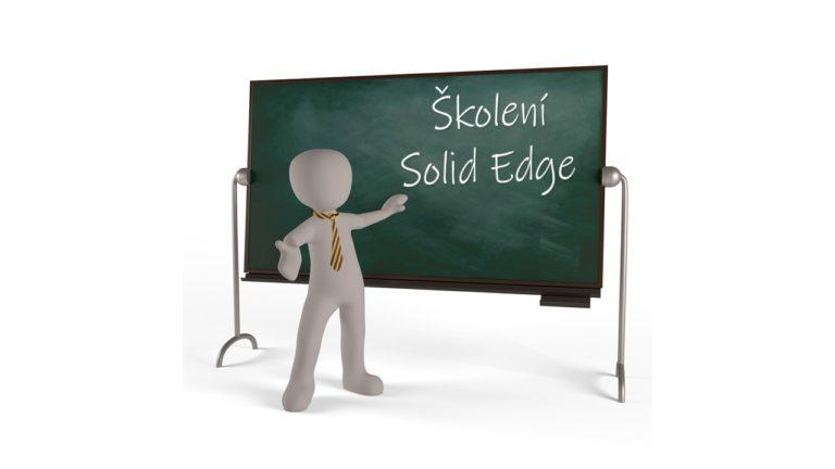 Odborná školení Solid Edge – PODZIMNÍ TERMÍNY