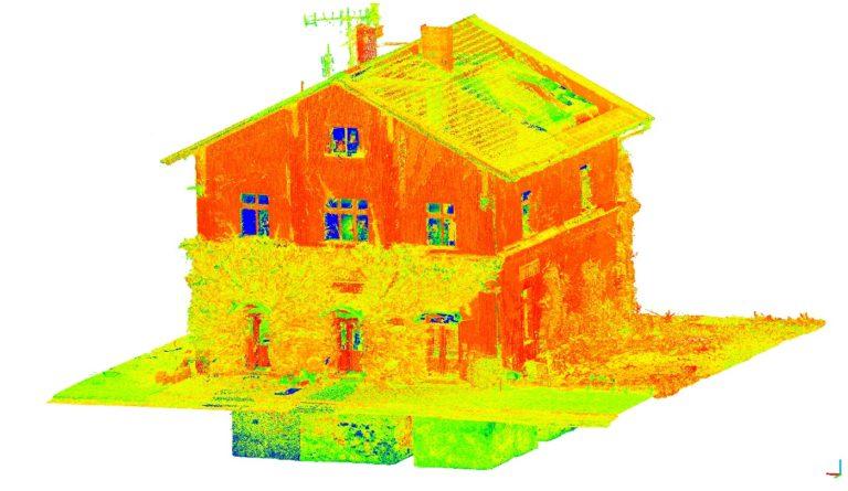 3D skenování v technické praxi